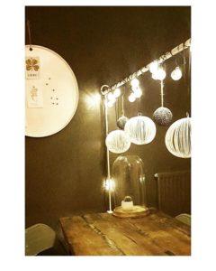 tafelklem met verlichting